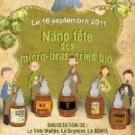 Lyon – Nano fête des micro-brasseries Bio