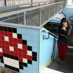 Le Metro de Stockholm décoré en mode 8-bit