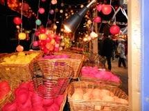 marché de noël place carnot lyon perrache
