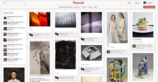 Aperçu Pinterest