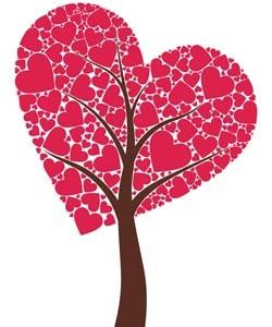 Amour saint valentin