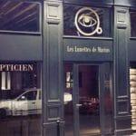Les lunettes de Marius – Nouvelle boutique de lunettes au vieux Lyon