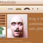 Facetache – Le site qui ajoute une moustache à vos photo