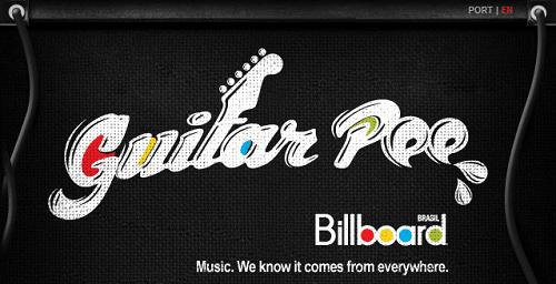 Logo Guitar Pee