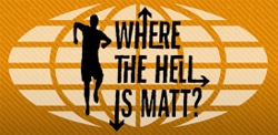 Logo Where The Hell Is Matt