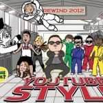 Rewind Youtube Style 2012 – Les moments marquants de Youtube en 2012