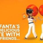 Fanta lance la première publicité papier comestible