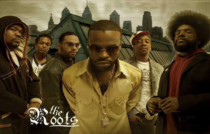 groupe hiphop the roots