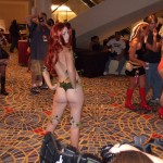 Cosplay – Sexy Poison Ivy