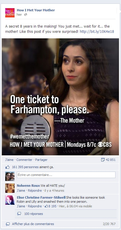how i met your mother femme ted mosby