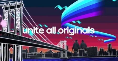 publicité adidas unite all originals