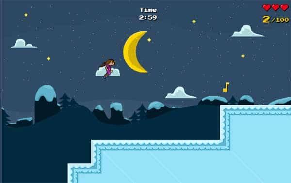 emma beatson sort un jeu vidéo pour la sortie de son album