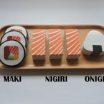Sushi Notes laissez de délicieux petits mots sur le frigo