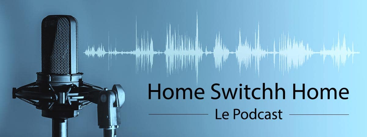 Podcast Home Switchh Home